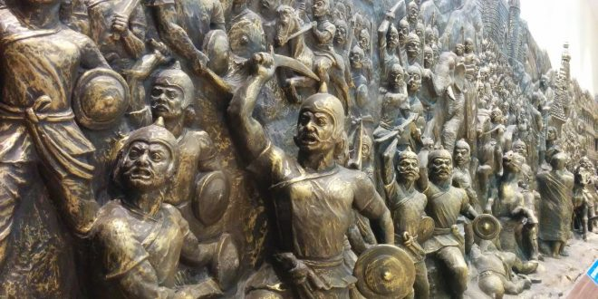 Paika Warriors - Freedom fighters of India's Ist war for Independence, not received its rightful place yet