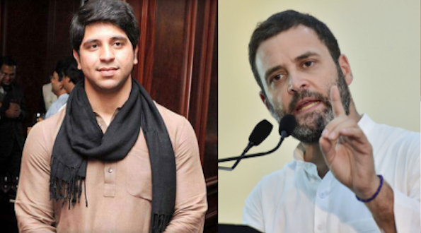 EXCLUSIVE INTERVIEW : Shehzad Poonawalla Strips Rahul Gandhi NAKED with his Explosive Insider Account.