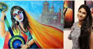 Meet Namrata Khatri – a born artist, reviving the glory of Meerabai