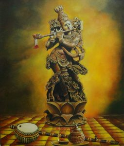 Meet Namrata Khatri - a born artist, reviving the glory of Meerabai
