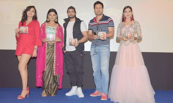 "Trailer & Song launch of J.R. Production House's upcoming film ""Tishnagi"""