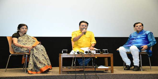 Veteran actor Tom Alter's last film 'Kitaab' premiere held in Nation's Capital