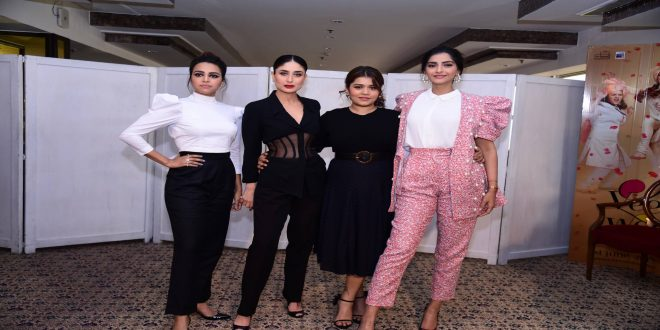 Veerey Di Wedding: A highly spirited flick of age story revolving around the lives of four childhood friends