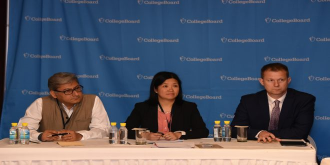 College Board announces the India Global Higher Education Alliance