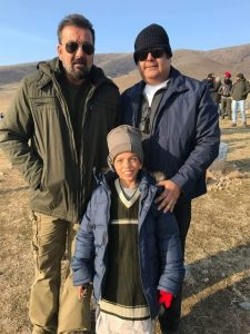 Sanjay Dutt begins shooting for the second schedule of 'Torbaaz' in Bishkek