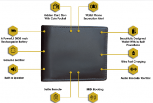 Arista-Vault Introducing world's first Wallet-Bot, powered with Beacon technology
