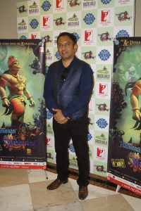 Hanuman vs Mahiravana, a new family entertainer release from the house of Green Gold Animation releases on July 6th