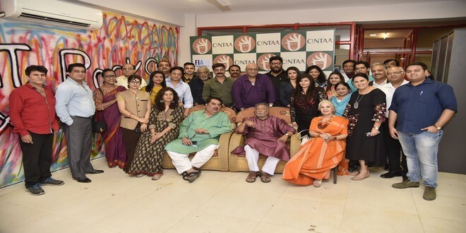 CINTAA taking the life-changing step for actors in Nation's Capital!