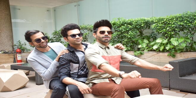 'Stree' promotions in Delhi by Rajkummar Rao & cast