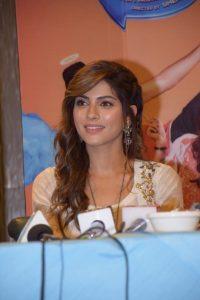 Gippy Grewal & cast witnessed in Delhi for promotions of upcoming film 'Mar Gaye Oye Loko'