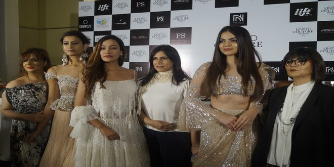 Designer Neeta Lulla, Rina Dhaka announced United Couture Weekend 2018 in New Delhi