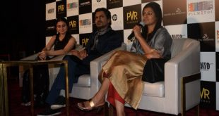 Nawazuddin Siddiqui & Nandita Das promoted Manto in Nation' Capital