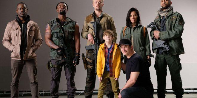 The Predator – Shane Black, Director/Co-writer