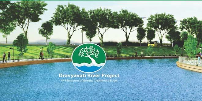 वसुंधरा ने किया अपना 2014 का  संकल्प पूरा, जयपुर की लाइफलाइन द्रव्यवती नदी को किया पुनर्जीवित