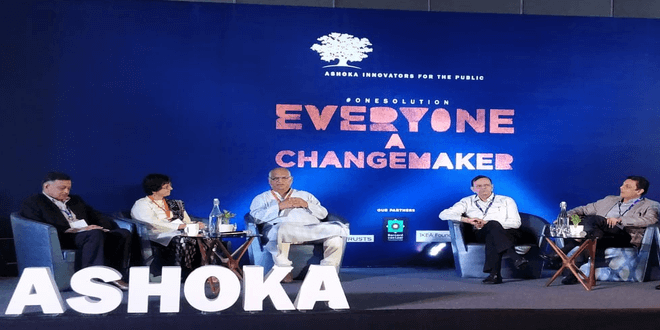 Ashoka India presents, #OneSolution- Asia's leading social innovators and business leaders under one roof