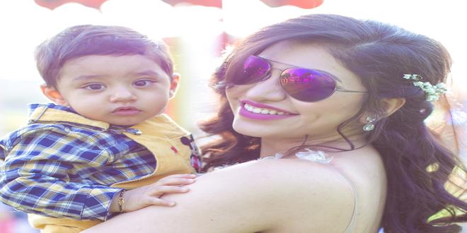 Tulsi Kumar celebrates son Shivaay's first birthday with the amazing theme!