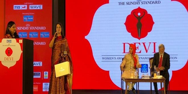 Dr. Raju Chadha partners with Devi Awards!