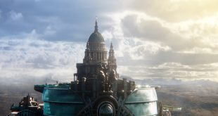 Mortal Engines: A post-apocalyptic adventure film delivers a visually stunning world!