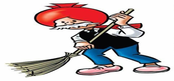 Diamond Toons has launched the 5th comic book in the Swachh Bharat Comic book series - Chacha Chaudhary, Mowgli and Swachh Nagar.