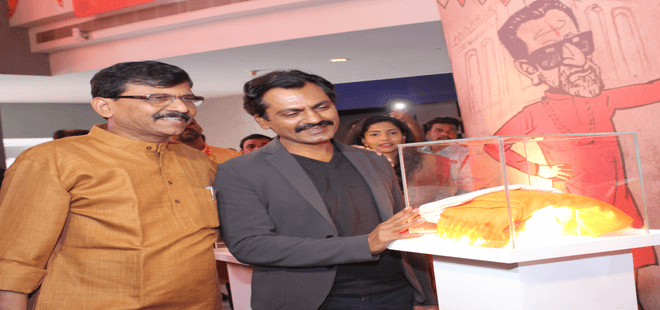 I cast Nawazuddin Siddiqui within two minutes – Sanjay Raut, writer of Thackeray