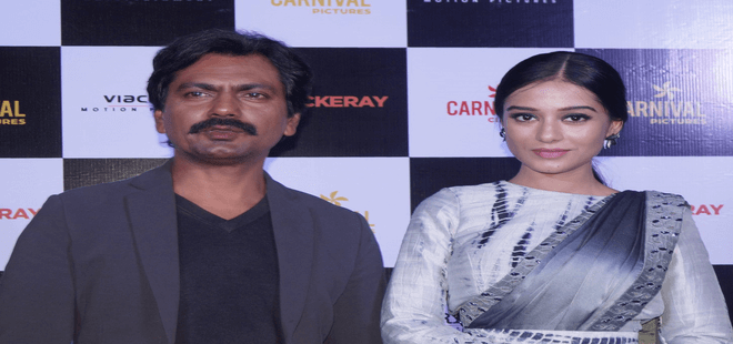 Film Thackery Delhi promotions by Nawazuddin & Amrita Rao!