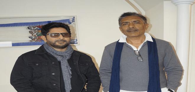 "Arshad Warsi & Prakash Jha witnessed promoting ""Fraud Saiyaan"" in Nation's Capital!"