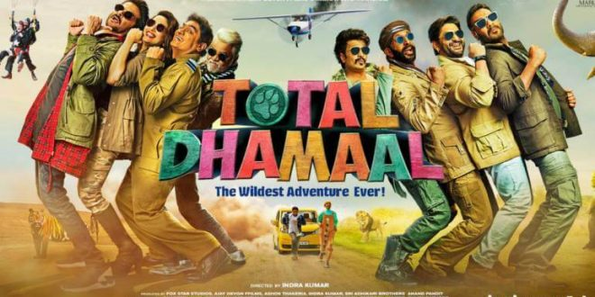 Makers of Total Dhamaal to launch the trailer in different languages!