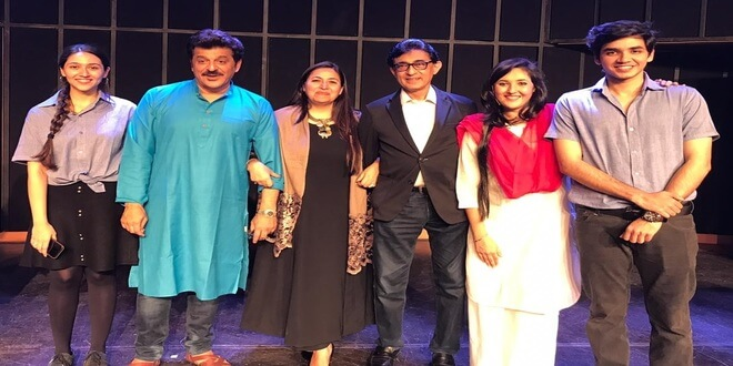 """Miran Production's play """" Once Upon A Time"""" touches the heart of the audience"""