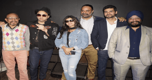 "DJ Sumit Sethi and Punjabi Singer Meet Kaur launched their latest track ""Jhanjraan"" In National Capital"