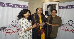 "Aaliya Nawazuddin Siddiqui and Manju Garhwal announces to make a biopic on veteran folk exponent ""Teejan Bai"" in National Capital"