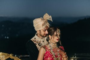 Leena Bhushan – One of a kind Bridal Artist in town