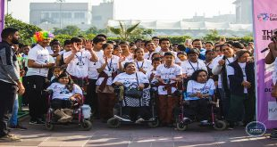Delhi hosted its first shortest marathon – Run2Care to raise awareness about different forms of disability on 24th February 2019 at DLF Place Saket.