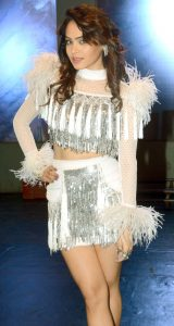Actress Malobika MJ debuts as singer with music video Kill Karda choreographed by Ganesh Acharya.