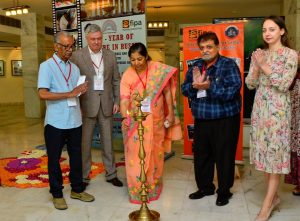 "9th Art Camp ""Indian Artist Paint Russia"" begins in New Delhi"