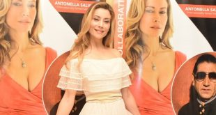 Italian actress Antonella Salvucci appreciates PM Modi's Vision and Congratulated him for his Win in the Elections 2019