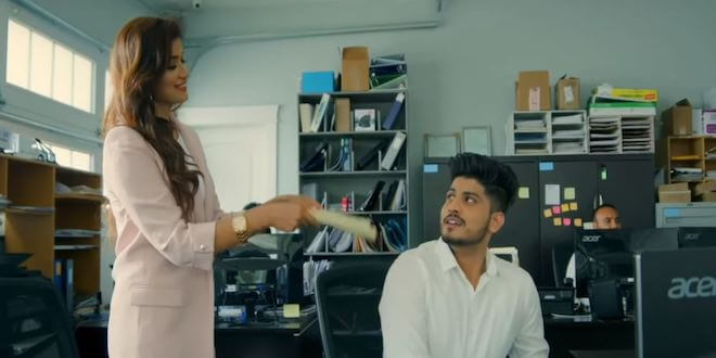 Gurnam Bhullar and Shipra Goyal's duet song 'Kharche' releases