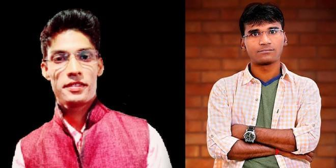 Vikash Saxena & Nitish Raj Proffering Inspiration to Youngsters