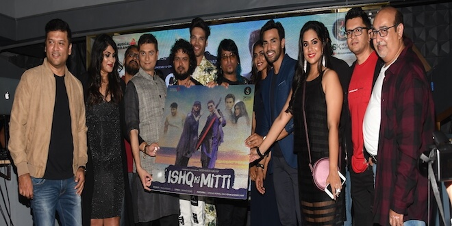 SK Music Works presents ISHQ KI MITTI Conceived & Composed by Siddharth Kasyap
