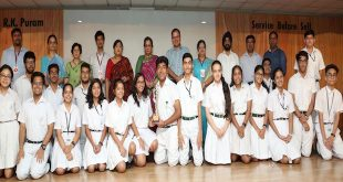DPS RK Puram hosted Annual Inter-School Science Festival