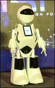 Tech Mahindra Introduces K2, Artificially Intelligent Human Resource Humanoid