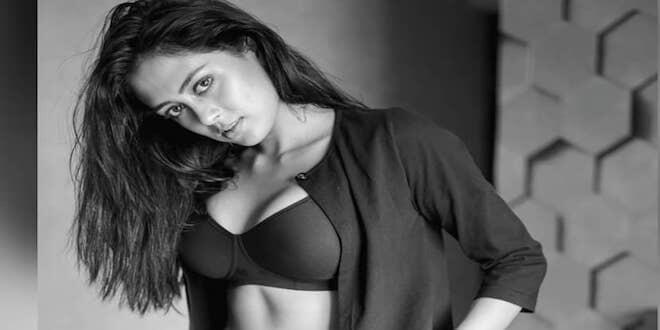 Manto Actress Vedieka Dutt hot shoot for Savvy Magazine