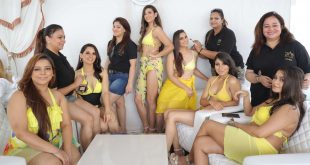 India's Star Make-up & Hair Academy students created Benchmark in Dubai