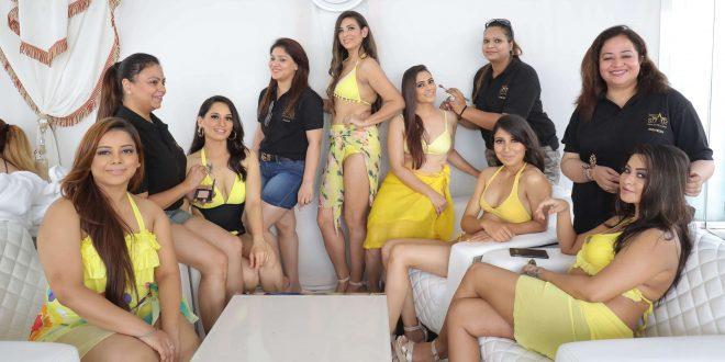India's Star Make-up & Hair Academy students created Benchmark in Dubai