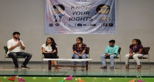Comic Book to keep Children Safe- Know Your Rights- Launch Event by Our Voix