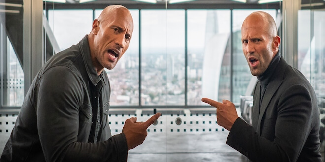 Fast & Furious Presents: Hobbs and Shaw 3D Hindi Screened In National Capital