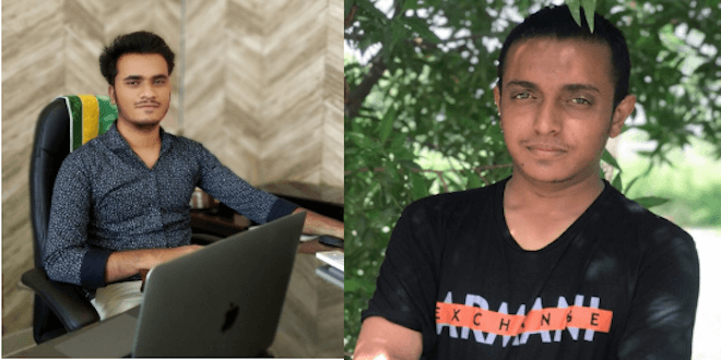 Meet celebrity managers Nikhil Darji and Ahmad Tariq