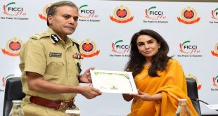 Grand Finale of the 10th anniversary of 'Face to Face with the Government', was held on 26th August with Amulya Patnaik, IPS, Commissioner of Police, Delhi