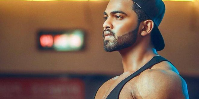 Vikram Jadhav fitness icon for Young generations