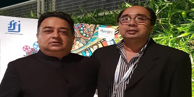 Dharmindra Mehra & Sangram Shirke honoured