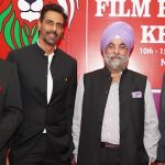 Raju Chadha, Arjun Rampal & Rahul Mittra awarded at the Indian Film Festival Kenya